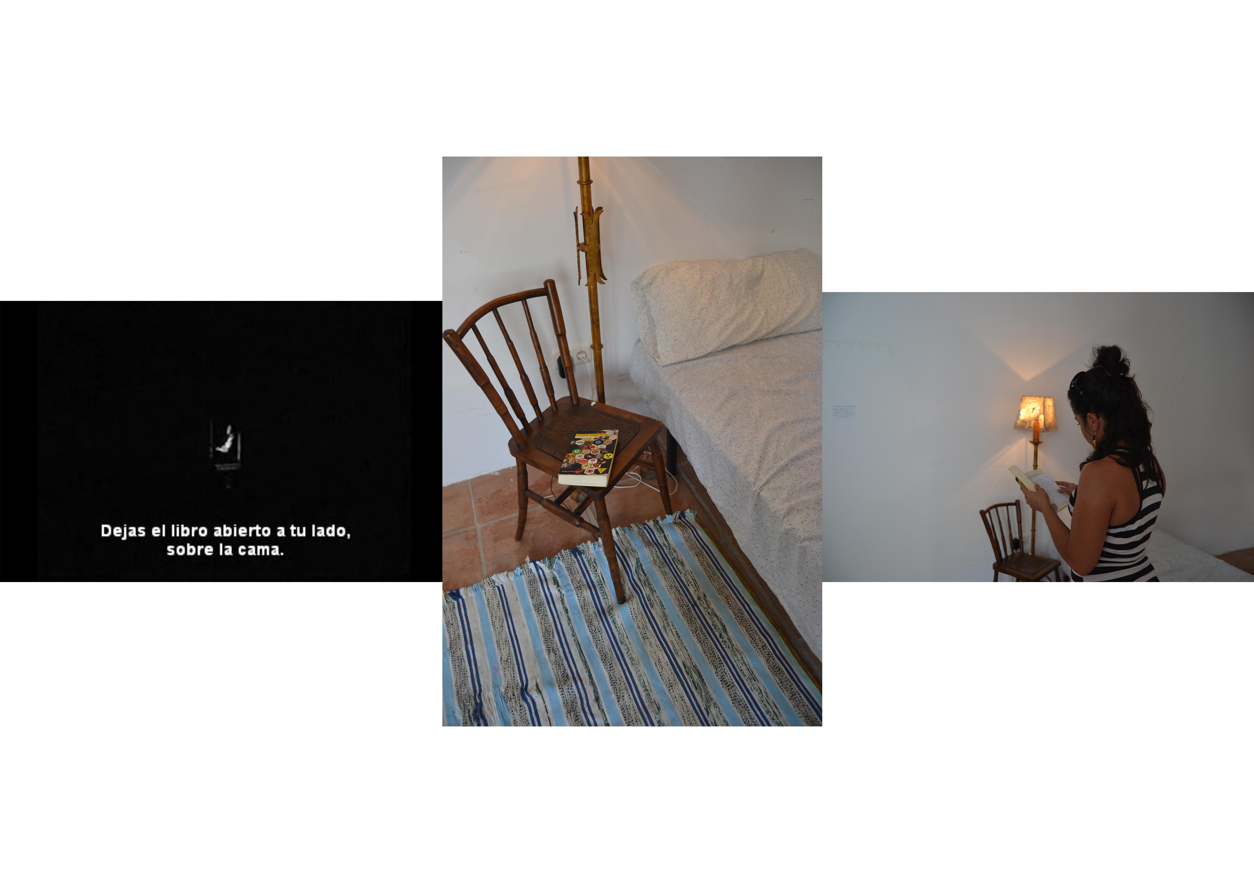 pieza 4 - une feme qui dort -